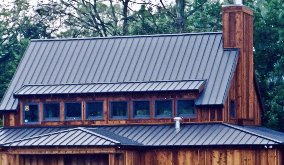 Metal Roof Architecture: Form + Function + Longevity