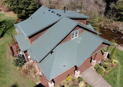 Forest Green Oxford Shingle - Sandy, OR